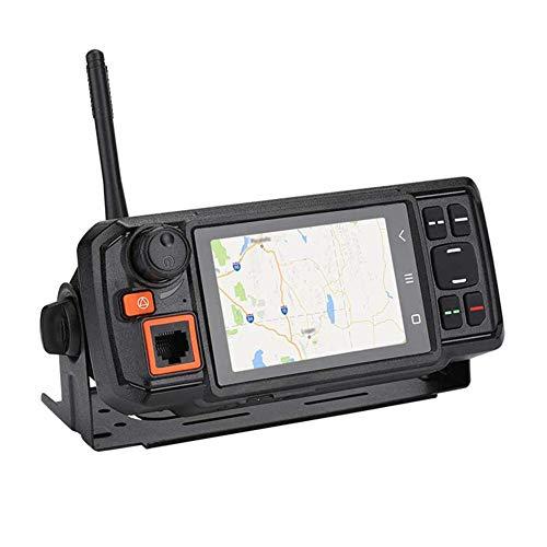 Radio de red 4G, Radio de red 4G-W2plus LTE para 7.0 Radio móvil inteligente GPS Comunicación global, sin restricciones de distancia, sin restricciones nacionales, Módulo de potencia profesional