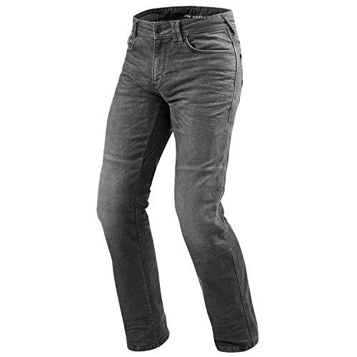 Rev'it Jeans Philly 2 LF, Dark Grey Used L36, size 32 | FPJ031-6163-32