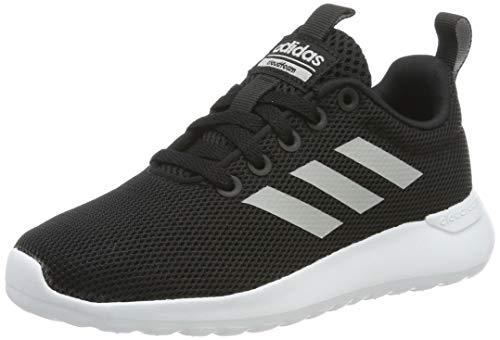 adidas Unisex-Kinder Lite Racer CLN Fitnessschuhe, Schwarz (Negro 000), 35 EU