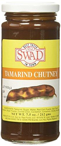 Great Bazaar Swad Tamarind Chutney, 7.5 Ounce