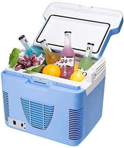 FDSZ Refrigerador de Coches, refrigerador 10L Frigorífico multifunción, Camping portátil Refrigerador de Viajes Mini refrigerador congelador