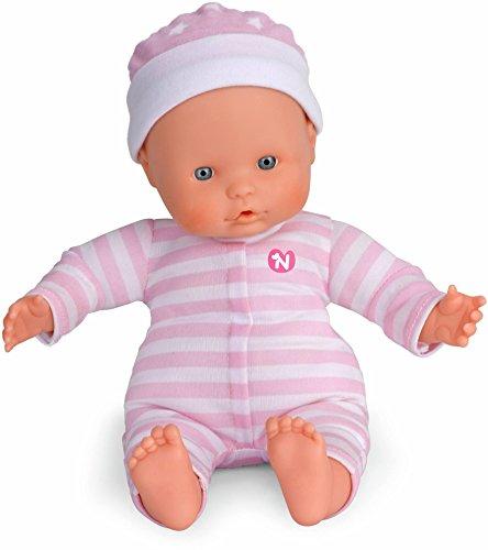 Nenuco 700013382-2 Soft Baby 25cm 3 Functies, Puppe
