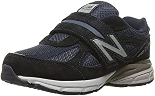 New Balance KV990V4 Pre Running Shoe (Little Kid) Navy 11 M US Little Kid [並行輸入品]