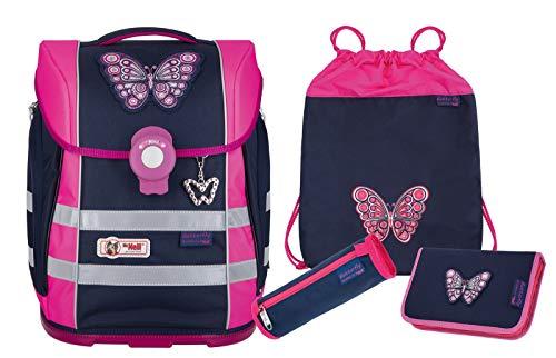 McNeill Ergo Primero DIN Set 4-teilig Butterfly