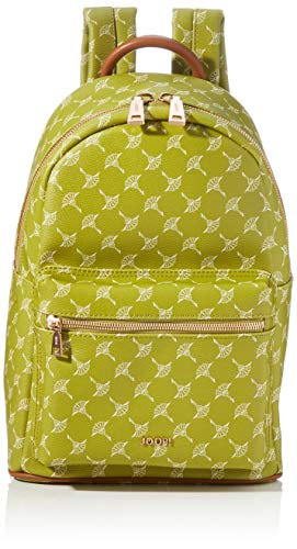 Joop! Damen Salome fashion backpack/cit, Green, 23x33x15