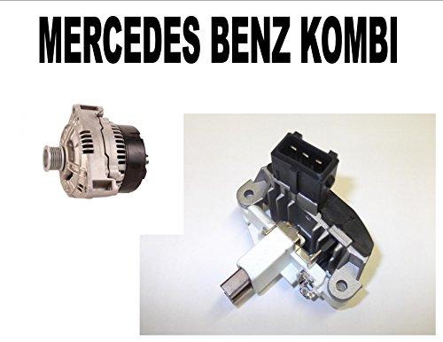 Regulador alternador para Mercedes Benz Kombi T-Model 300 Estate 1989 1990 1991...