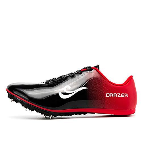Suiyue Tech. Zapatillas Running Hombre,Zapatillas Deportivas para Correr Usar Deporte Moda Casual Aire Libre Corriendo Respirable Deportes Zapatos Botas de Spike Profesionales Hombre Adulto Training