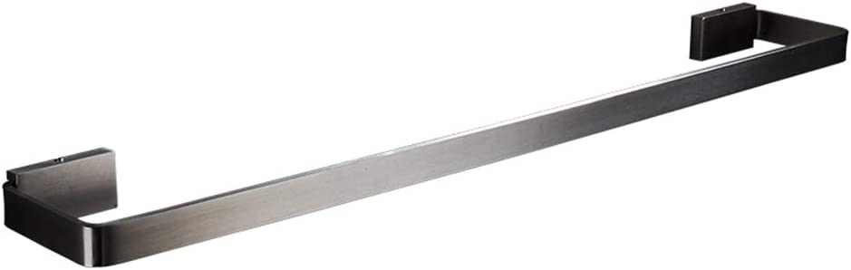 LLCY Bathroom Towel Bar 304 Steel Rod Stainless Free shipping Large special price !! anywhere in the nation Rust Or