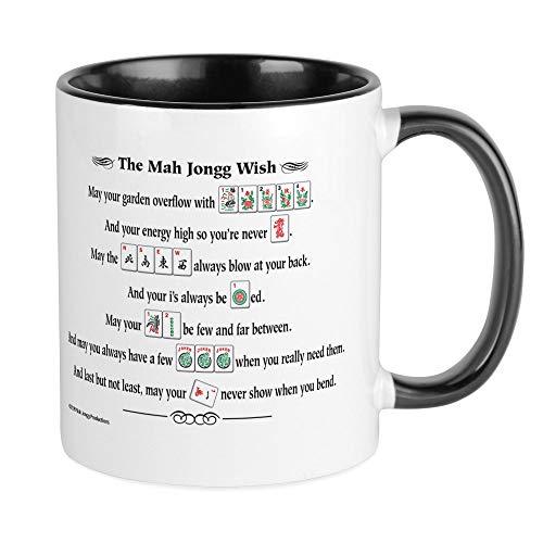 Mah Jongg Wish Coffee Mug