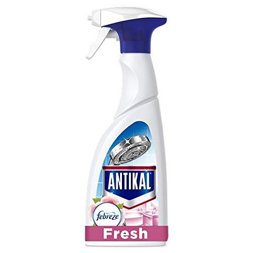 Antikal Fresh Anticalcaire Spray 500ml, Lot de 2