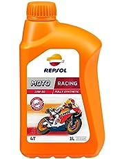 Repsol RP160M51 Moto Racing 4T 15W-50 Aceite de Motor, 1 L