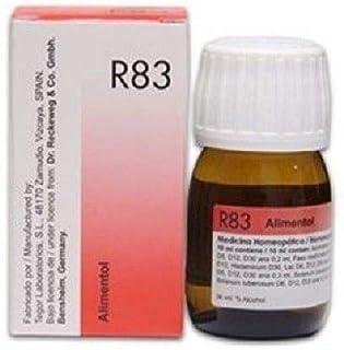 قطرة الطعام المسببة للحساسية من د. ريكيويج R83 - عبوة من 1 – 30 مل زجاجة