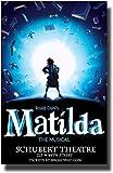 E-buyer Matilda The Musical Poster Broadway,12' x 18'