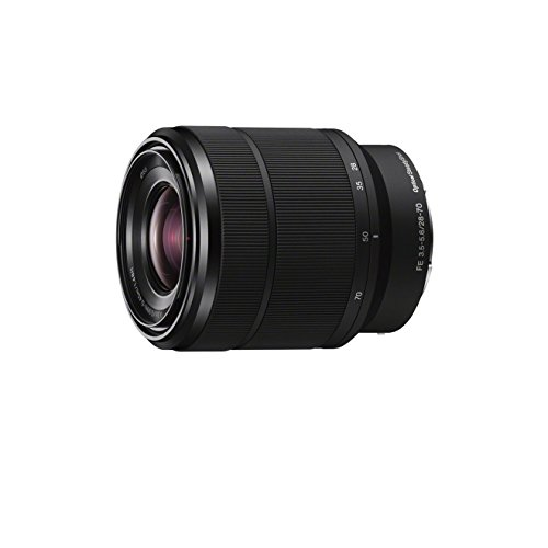 Sony 28-70mm F3.5-5.6 FE OSS Interchangeable Standard Zoom Lens (Renewed)