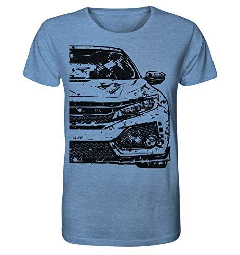 glstkrrn Civic FK8 Type R Onelove Onelife T-Shirt
