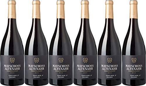 Mayschoß-Altenahr Ahr-Spätburgunder Pinot Noir R 2017 Trocken (6 x 0.75 l)