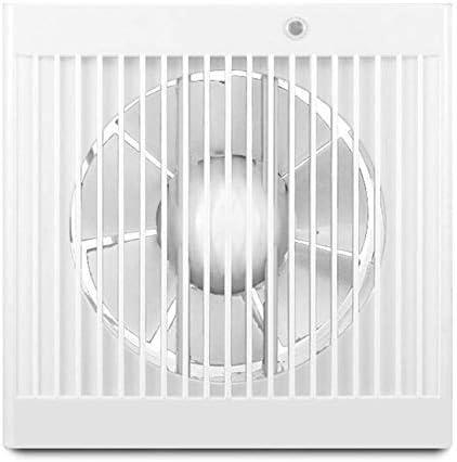 QZH Potente Extractor de baño Extractor de ventilación Ventilador Fuerte para Cocina Inodoro Ventiladores de ventilación Ventiladores de Pared de conductos