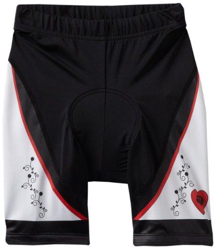 PEARL IZUMI Kinder Fahrrad Short, Doves Black, S, P02873QRS