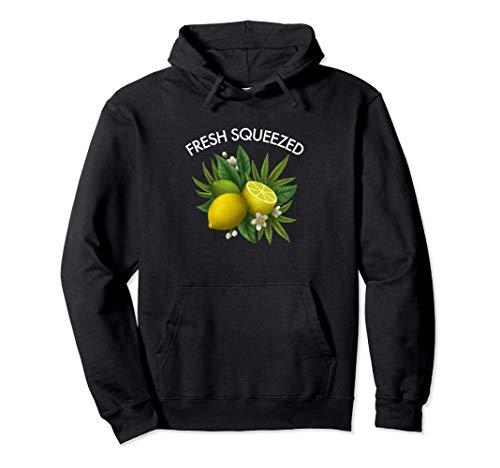 Marihuana Fresh Squeezed Lemon Kush Sudadera con Capucha