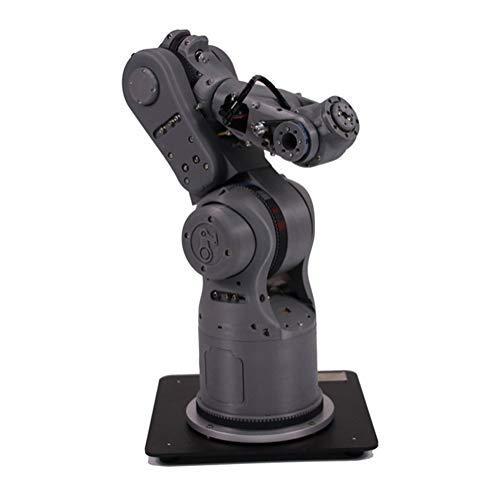 MYLW 6 Ejes Brazo MecáNico Brazo Programable multifunción Impresora 3D Carga útil 1kg Adecuado...