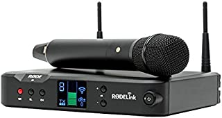 Rode RODELink Performer Kit Digital Wireless Audio System for Vocal Performance & Presentation