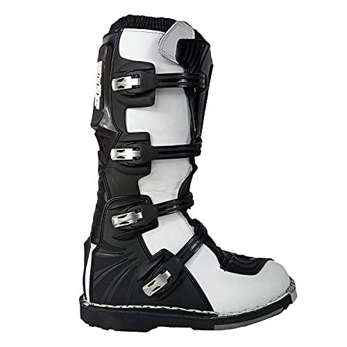 Stivali da Motocross Enduro Quad Fuoristrada MX Boots (numeric_45)