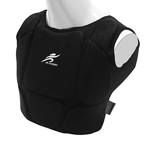 karate chest guard for adult
