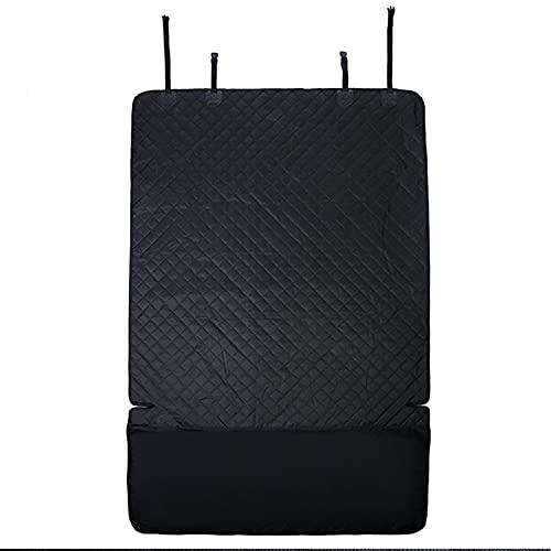 GWHW Protector de maletero de coche para perros, antideslizante, manta impermeable y antiincrustante para botas de perro, cajón de coche de 135 x 205 cm