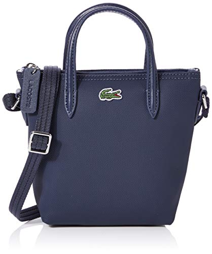Lacoste L.12.12 Concept XS Shopping Cross Bag Eclipse