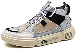 MR.SHOES 1826-2 G/Brown Wade Essence 2 LANDAIBAL ACE NYFW Leisure Culture White Running Shoes for Men