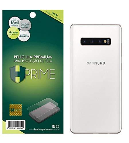 Pelicula Hprime Fosca para Samsung Galaxy S10 Plus - VERSO, Hprime, Película Protetora de Tela para Celular, Transparente