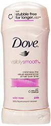 Dove Ultimate Visibly Smooth Deodorant and Jergen's Skin Firming Moisturizer