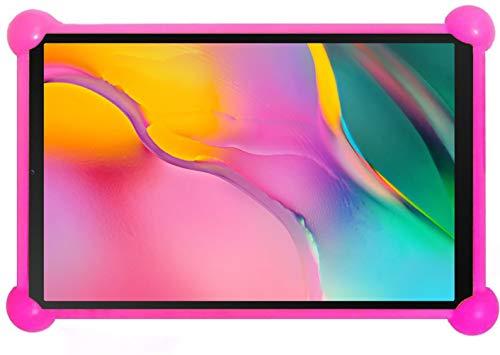 antber Funda Tablet 10.1 Universal Silicona Valida para Todas Las Tablets de 10.1