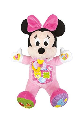 Clementoni - 62497 - Minnie - Ma poupée à cajoler - Disney - Premier age