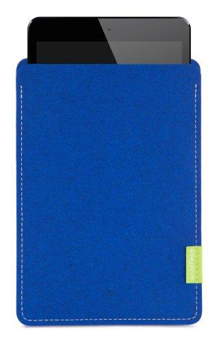WildTech Sleeve für Medion LifeTab S8312 Hülle Tasche - 17 Farben (Made in Germany) - Azure