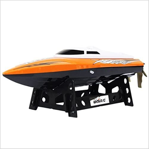 venderse como panqueques Fytoo UDI001 RC Barcos de Alta Velocidad 2.4g Barcos Velocidad Velocidad Velocidad de Agua Barco Juguetes Eléctricos Modelos para Niños(naranja)  venta de ofertas
