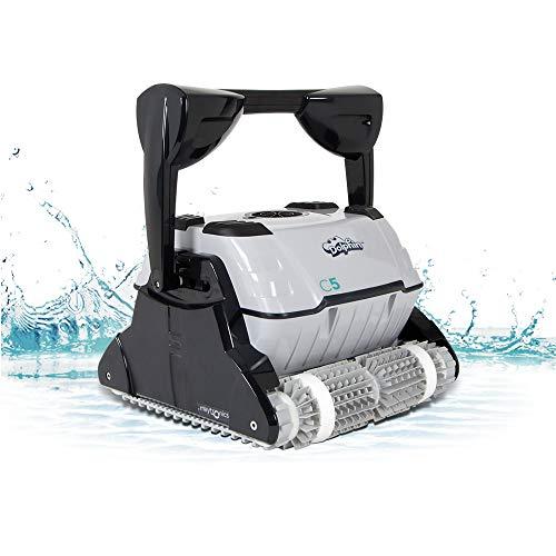 Dolphin C5 - Limpiador de Piscina robótico Comercial con filtración de Alta...