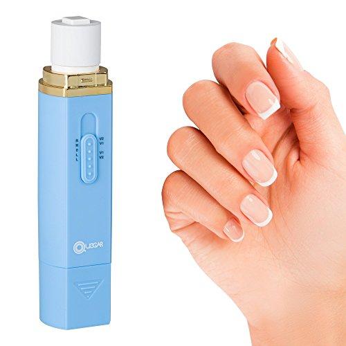Lima de uñas eléctrica para manicura y...