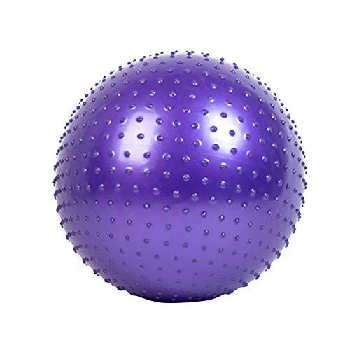 Learn More About 426JingYu 65cm Anti-Slip Foot Massage Ball Half Ball Massage Mat Exercise Balance P...