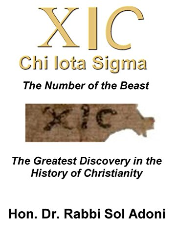 Chi Iota Sigma True Number of the Beast (English Edition)