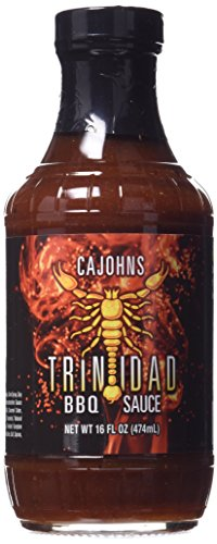 Trinidad Moruga Scorpion BBQ Sauce (16 ounce)