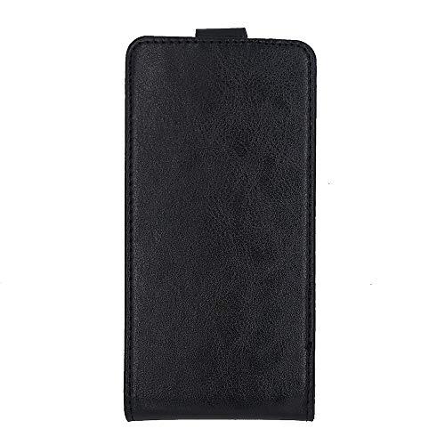 ZYQ Schwarz1 PU Leder Tasche Schutz TPU Silikon Gel Hülle Für Ulefone T1 Handy Flip Brieftasche Case Cover Etui Klapphülle Handytasche