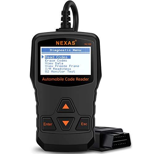 Tester Batterie Auto NEXAS NB360 100-2000 Cold Cranking...