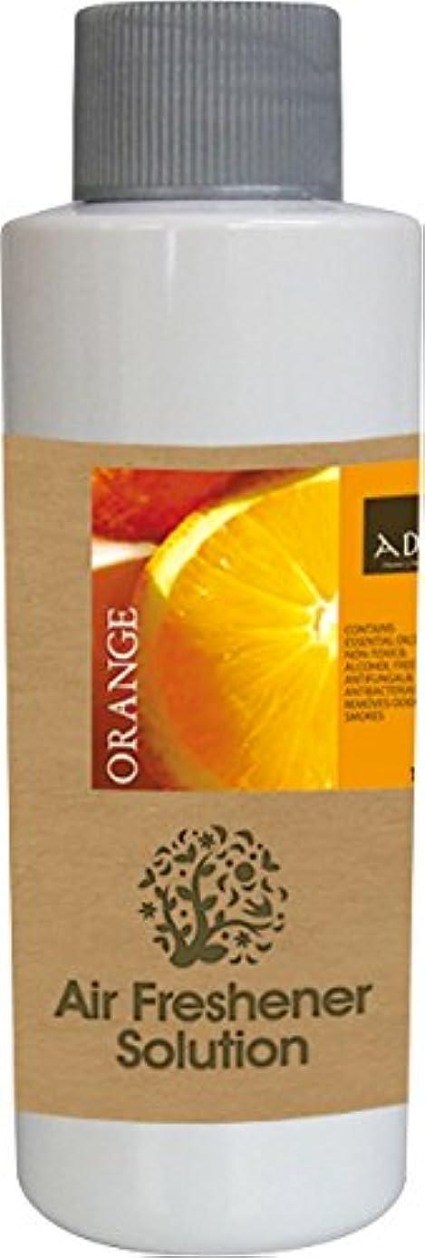 アナログ振るう送ったエアーフレッシュナー 芳香剤 アロマ ソリューション オレンジ 120ml