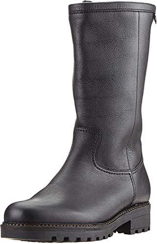 Gabor Shoes Fashion, Stivaletti Donna, Nero (Schwarz (Cognac) 87), 37.5 EU