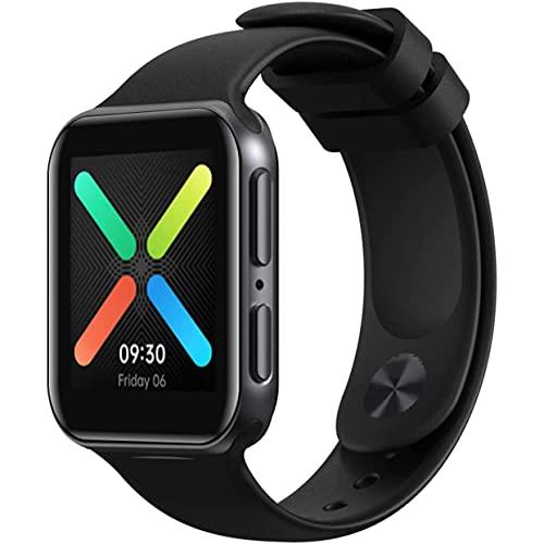GEQWE 1,4-Zoll-Smartwatch Für Männer, Fitness-Tracker-Farb-Touchscreen, Telefonsuchfunktion IP68 Wasserdicht Kompatibel Mit Android- Und Ios-Telefonen