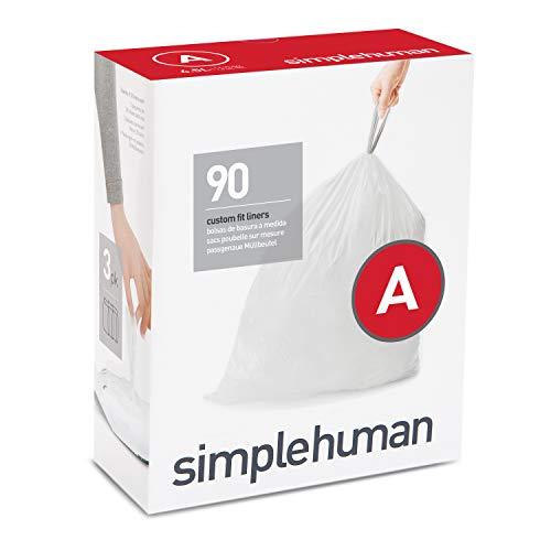 41wA9z8wZDL._SL500_ simplehuman Code K Custom Fit