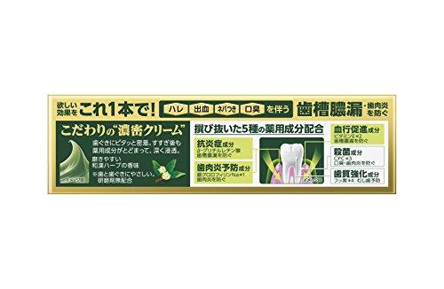 ディープクリーン撰濃密クリームハミガキ100g[医薬部外品]