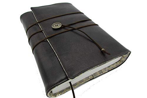 Protège livre fait main à personnaliser, couverture livre format poche/broché/littéraire couvre livre en tissu simili cuir, cadeaux, voyage, noël, anniversaire