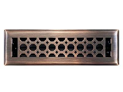 Floor Register - Honeycomb Design